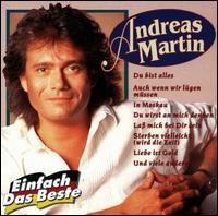 Cover Andreas Martin - Einfach das Beste [1996]